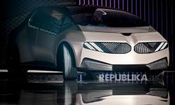 BMW akan Fokus Kendaraan Listrik pada 2030.