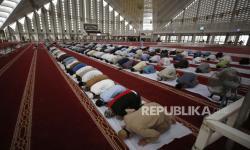 Masjid di Pakistan Jadi Lokasi Pelatihan Pertolongan Pertama