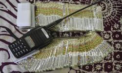 In Picture: Siswa Ciamis Jalani PJJ Menggunakan Radio Komunikasi (2)
