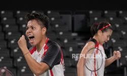 Greysia/Apriani ke Final Olimpiade Tokyo