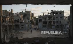 Hamas tak akan Biarkan Israel Tunda Rekonstruksi Gaza