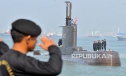 In Picture: Penampakan Kapal Selam KRI Nanggala-402 yang Hilang