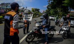 Hari kedua Ganjil-Genap Bogor, 4.476 kendaraan diputarbalik
