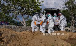 Banjarmasin Sediakan Dua Lahan Pemakaman Korban Covid-19