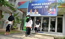 Wisma Atlet Jakabaring Palembang Tempat Karantina 72 ODP
