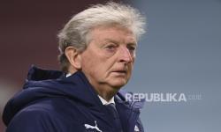 Roy Hodgson Resmi Tinggalkan Crystal Palace Akhir Musim Ini