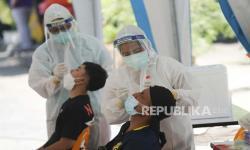 Positif Covid-19 Kota Semarang Tembus 2.000 Kasus