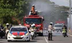 Kota Surabaya Dinilai Belum Perlu Karantina Wilayah