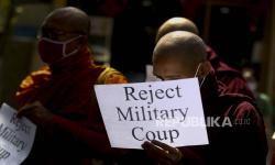 Pelapor Khusus PBB Desak Sanksi untuk Junta Militer Myanmar