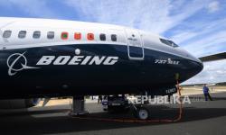 China Belum Siap Beri Izin Terbang Boeing 737 Max