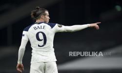 Soal Kelanjutan Kiprah Bale di Spurs, Mou: Tanya Zidane