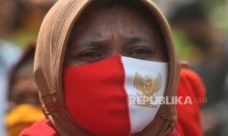 Pekanbaru Sosialisasi Wajib Pakai Masker di Kantor