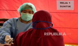 Ratusan Pelaku Wisata Yogyakarta Divaksinasi Covid-19