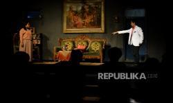 In Picture: Kegiatan Seni Teater di Tengah Pandemi