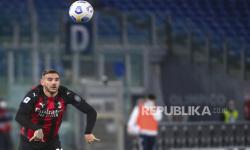 Ditahan Cagliari, Milan Gagal Kantungi Tiket Liga Champions