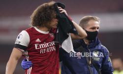 David Luiz Dipastikan Absen di Liga Europa
