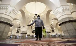11 Masjid di Saudi Dibuka Setelah Ditutup Sementara