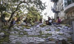 Palang Merah Desak 'Perlindungan' Terhadap Relawan Myanmar