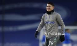 Klausul Kontrak Bisa Bawa James Rodriguez Gabung PSG