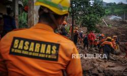 Korban Longsor Sumedang: 36 Meninggal, Empat Masih Hilang