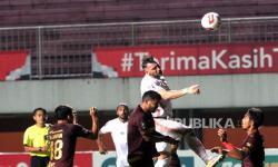 Persija Siapkan Skuad Adu Penalti