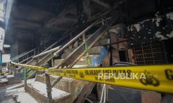 Kebakaran Dua Pasar, Alarm Bagi PD Pasar Jaya