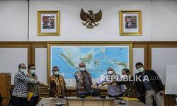 In Picture: KPU Tunjuk Plt Ketua Gantikan Arief Budiman