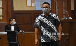 Andi Irfan Jaya Divonis 6 Tahun Penjara