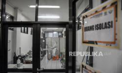 In Picture: Tingkat Keterisian Tempat Tidur Rumah Sakit Bandung Turun