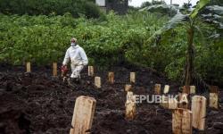 Pemakaman Jenazah Covid-19 di Kota Yogyakarta Meningkat