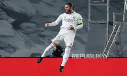 MU Mulai Kontak Sergio Ramos