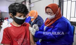 Pemkot Bandung Genjot Umur 12 Tahun ke Atas