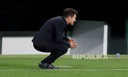 Simeone Dukung Keputusan Atletico Keluar dari Liga Super