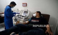 PMI: Stok Plasma Konvalesen Jakarta Cukup