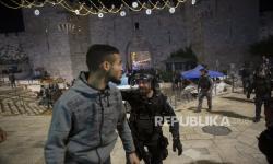Israel Izinkan Kelompok Sayap Kanan Gelar Pawai Bendera