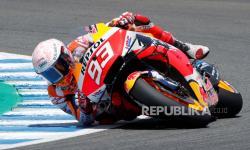 Honda Belum Tahu Kapan Marc Marquez Balapan Lagi