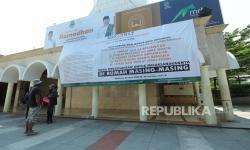Kapasitas Tempat Ibadah di Kota Bandung Dibatasi 30 Persen
