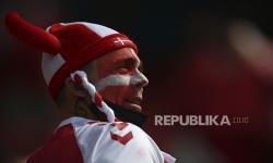 In Picture: Pernak Pernik Suporter Piala Eropa 2020