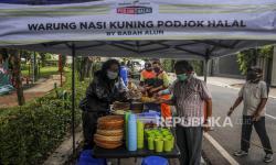 In Picture: Warung Nasi Ini Menjual Menu Lengkap Rp 3000 per Porsi