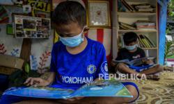 Hari Anak Nasional Momentum Ajak Anak Gemar Baca