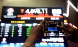 Investor Ambil Untung, IHSG Ditutup di Zona Merah
