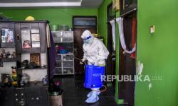 Angka Aktif Covid-19 di Bandung Nyaris Sentuh 9.000 Kasus