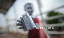 Balita Jadi Manusia Silver di Tangsel Diserahkan ke Dinsos