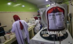 Stok Darah Berkurang, Polda Sumbar Gelar Kegiatan Donor