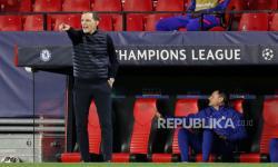 Tuchel Akui Man City Jadi Tolok Ukur Klub-Klub Eropa
