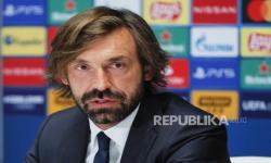 Pirlo: Juventus Terlalu Fokus Pada Pertahanan