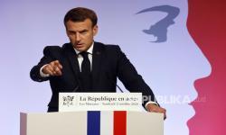 Hamas: Ucapan Presiden Prancis Macron Hidupkan Perang Salib