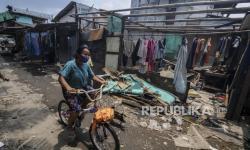 In Picture: Kampung Bayam Dibongkar Terdampak Proyek Pembangunan JIS