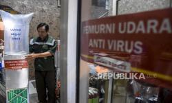 In Picture: Alat Pemurni Udara Anti Virus Buatan Bandung