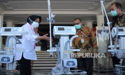 Wali Kota Surabaya Harap Mesin PCR Bisa Diberdayaka